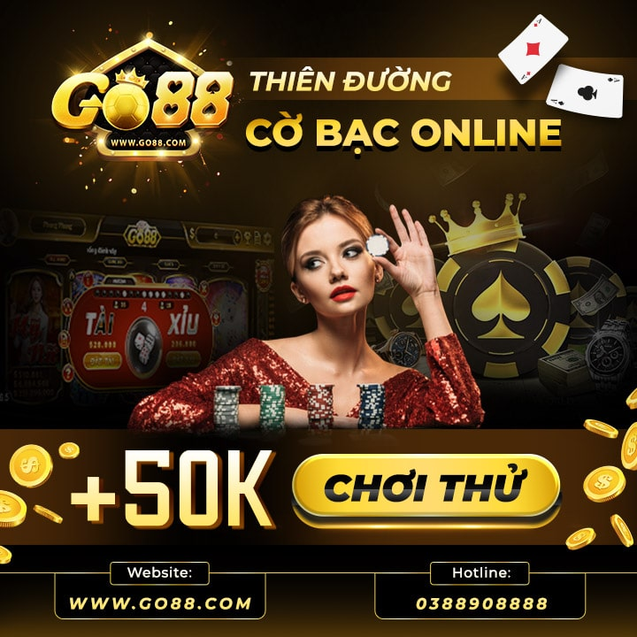 Giftcode Go88 hấp dẫn